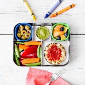 LunchBots school lunch variety bundle - Best Lunch Boxes for Women: Lunch Bento Box with 5 Sections