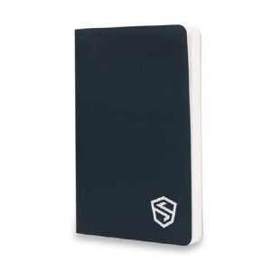 Shieldfolio Stonebook - Best Notebook for Meeting Notes: For secret notes