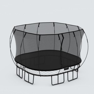 Springfree Large Square Trampoline - Best Trampoline Backyard: 10-year warranty