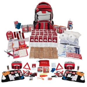 Stealth Angel Survival 2 Person Preparedness Package - Best Emergency Preparedness Kits: Designed to Fill All of The Preparedness Needs