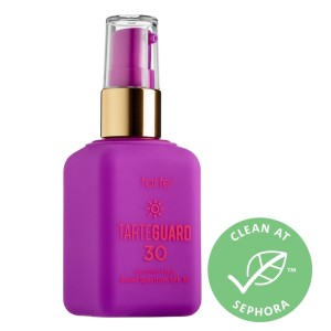tarte Tarteguard 30 Vegan Sunscreen Lotion Broad Spectrum SPF 30 - Best Sunscreen for Oily Face: Vegan Sunscreen for Daily Use