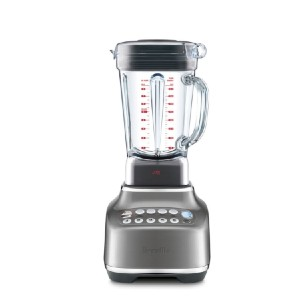 Breville the Q - BBL820SHY1BUS1 - Best Blender for Smoothies: Four One Touch Programs
