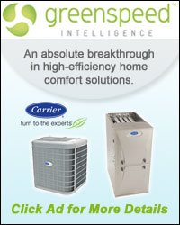 Carrier Greenspeed Hybrid System