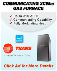 Trane Communicating Gas Furnace