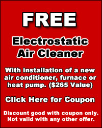 Free Electronic Air Cleaner