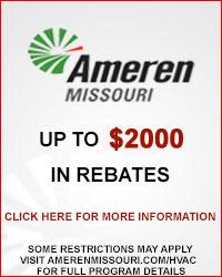 Ameren Missouri Rebates