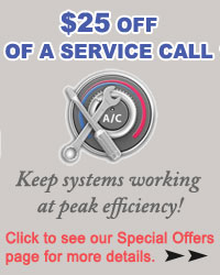 $25 Off a service call