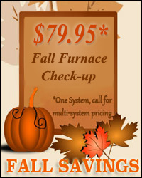 Fall Furnace Cleaning
