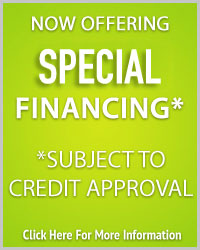 Now Offering 100% Financing