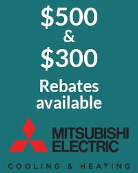 Mitsubishi rebates
