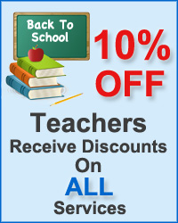 Teacher Discount