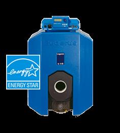 Logano Oil Boiler