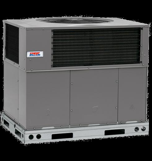 QuietComfort® Deluxe 15 Packaged Heat Pump