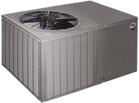 Packaged Dedicated Horizontal Heat Pump