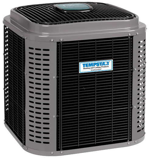 Deluxe® 17.5 SEER Two-Stage Heat Pump