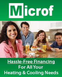 Microf Financing advertisement