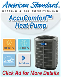 American Standard AccuComfort Heat Pump