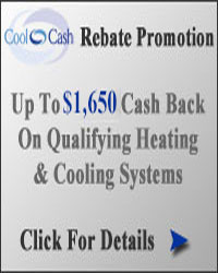Cool Cash Rebate Program