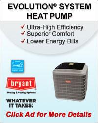 Bryant Evolution System Heat Pump