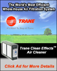 Trane Clean Effects Air Cleaner