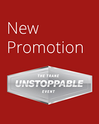 Trane Fall 2017 Promotion