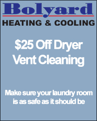$25 Off Dryer Vent Cleaning