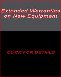 Extended Warranties on New Equipment