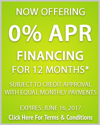 Comfortmakers Financing Promotion