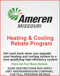 Ameren Missouri Heating and Cooling Rebates