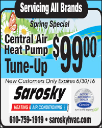 Central Air Heat Pump Tune Up