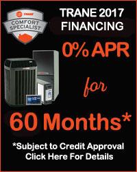 TCS Trane Financing Promotion
