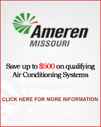 Ameren rebates available