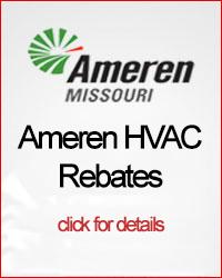 Ameren HVAC Rebates - click for details