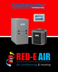 Comfortmaker Products at Red-EAir