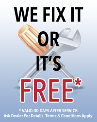 We fix it or its free