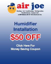 Humidifier Installation