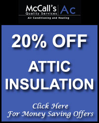 20% Off Attic Insulation