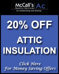 20% Off Attic Insulation
