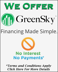 We offer Green Sky