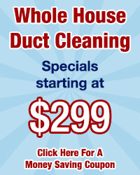 Whole House Duct Cleaning