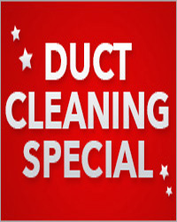 Duct Cleanin Special