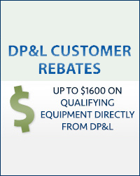 DP&L Customer Rebates
