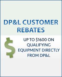 DP&L Customer Rebates