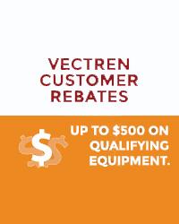 Vectren Customer Rebates
