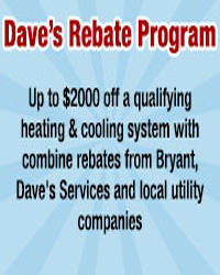 Daves Rebate Program