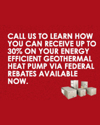 Geothermal Rebates