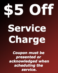 $5 OFF Service Charge