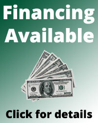 Financing available - click for details!