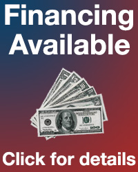 Financing available - click for details