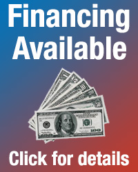 Financing Available, click for details
